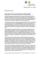 Medienmitteilung Waldshut-Tiengen