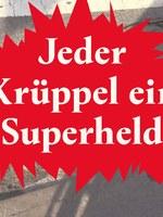 Neu bei Limmat: Christoph Keller, Jeder Krüppel ein Superheld