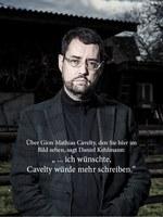 Gion Mathias Cavelty, Der Tag, an dem es 449 Franz Klammers regnete
