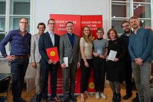 Die Preisträger: Preis der Hotlist und Melusine-Huss-Preis 2018