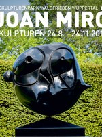 Joan Miró, Skulpturen