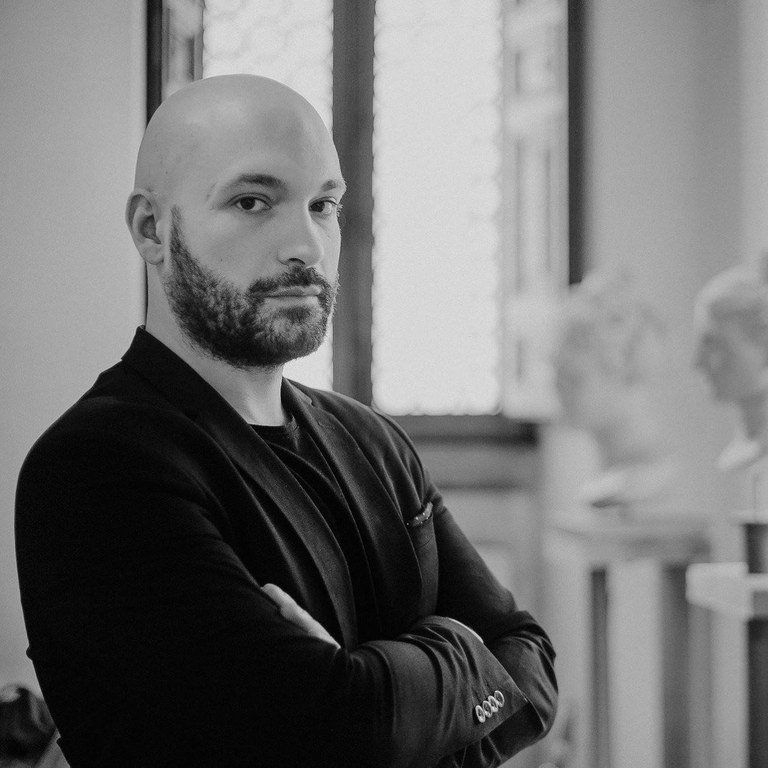 Autorenporträt Matteo Trevisani