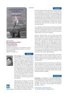 Presseinformation Arthur Koestler, Mit dem Rücken zur Wand