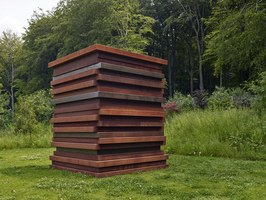 Sean Scully, Moor Shadow Stack 2