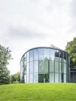 Skulpturenpark Waldfrieden eröffnet dritte Ausstellungshalle