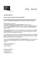 Presseinformation Straelener Übersetzerpreis 2021