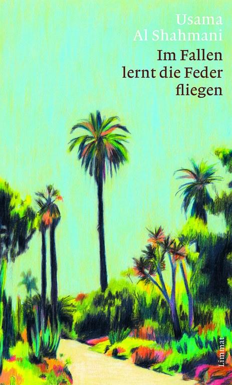 """Cover """"Im Fallen lernt die Feder fliegen"""""""